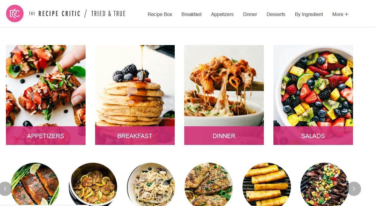 Blog on food, food blog, blogging, blogs